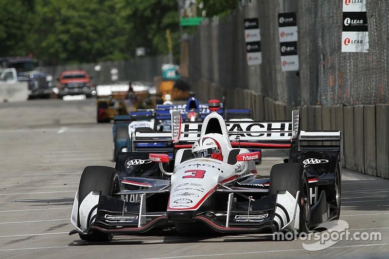 IndyCar: egy parádés előzés vasárnapról