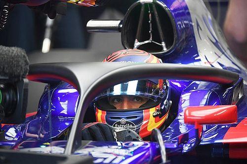 A halo digitális képernyőt kap az F1-ben?!
