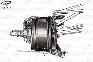 Analisis teknis: Perubahan yang bantu dominasi Mercedes di Kanada