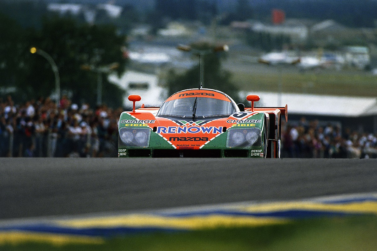 "LMDh a ""cool opportunity"" for Mazda Le Mans return"