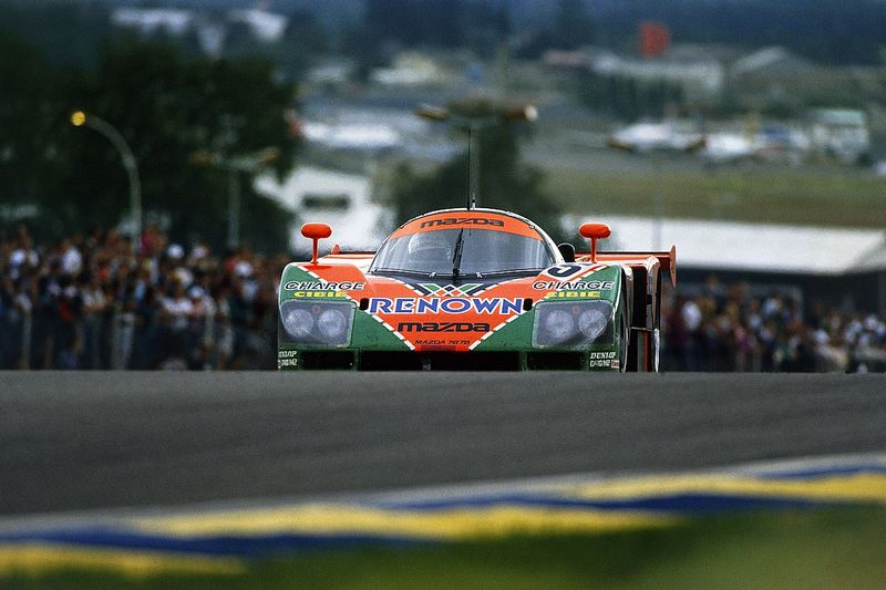 Quand Mazda gagnait les 24H du Mans avec le moteur rotatif