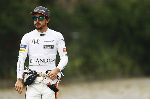 """Alonso doet mee aan Indy 500: """"Ik ga voor de Triple Crown"""""""