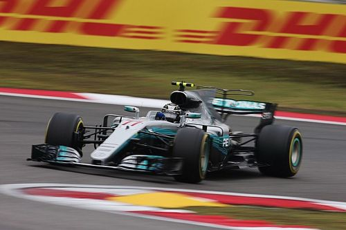 """Bottas says he must not dwell on """"amateur"""" error in China"""