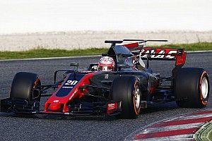 """Williams et Haas testent aussi les """"ailes de mouette"""""""