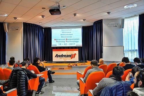 """In programma per il 10 e 11 marzo nuovo corso auto """"Advanced suspension technology"""""""