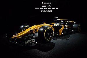 Renault perkenalkan mobil penantang F1 2017