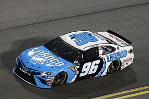 DJ Kennington celebrates making first Daytona 500