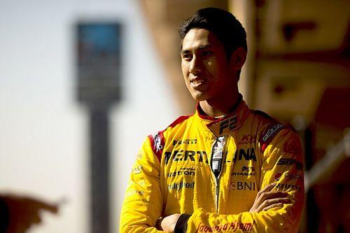 Gelael disputará los test de temporada con Toro Rosso