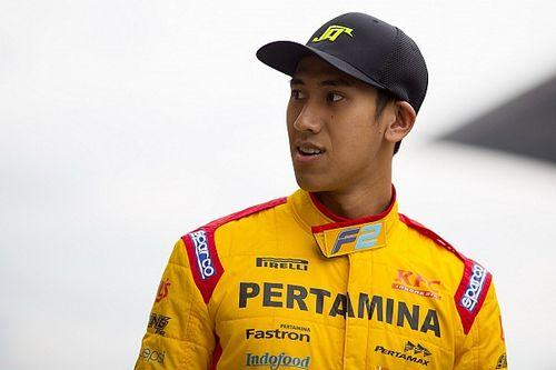 La Toro Rosso ha ufficializzato Sean Gelael come nuovo tester