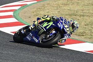 Sasis baru Yamaha puaskan Rossi