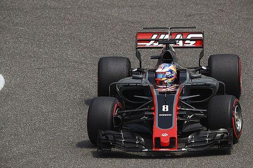 Grosjean e Palmer sofrem punições no grid do GP da China