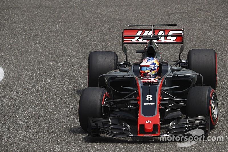 Grosjean, Palmer hit with grid penalties