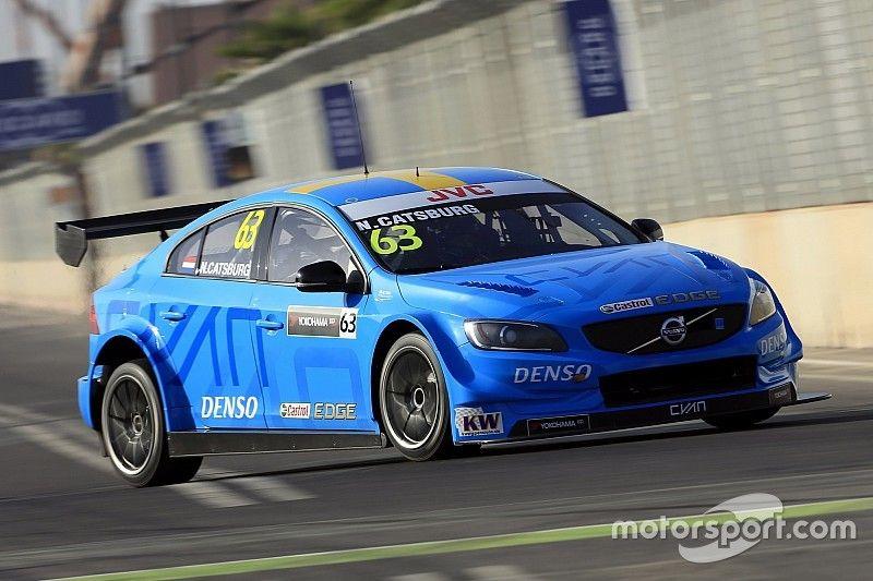 """Catsburg ziet Volvo als titelkandidaat: """"Hoge verwachtingen voor Monza"""""""