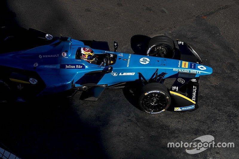 Буэми выиграл квалификацию Формулы Е в Монако