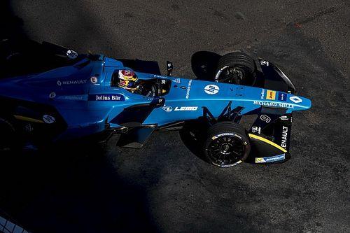 Formule E Monaco: Buemi scoorde eerste pole van het seizoen