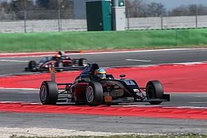 Formula 4 Qualifiche Prime due pole position stagionali per Sebastian Fernandez a Misano