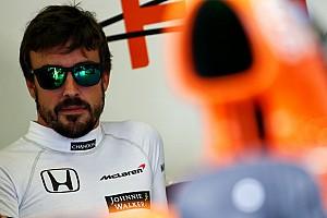 Formula 1 Breaking news Alonso ingin McLaren-Honda finis lima besar