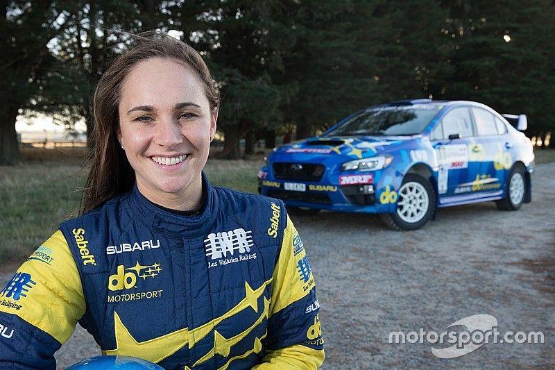 Rally star Taylor to make circuit racing debut in TCR Australia
