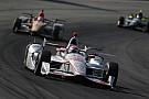 """IndyCar 【インディカー】逆転優勝のパワーは、事故がなくて""""幸運""""とエンジニア"""