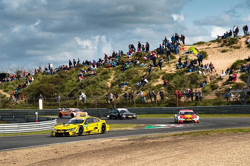 Tijdschema DTM en Europees Kampioenschap F3 op Zandvoort
