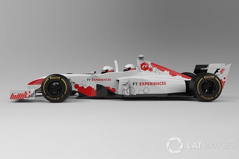 Fotogallery: la nuova F.1 biposto che girerà nel 2018