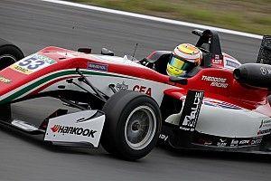 Callum Ilott vence su cuarta carrera de la temporada en la Fórmula 3