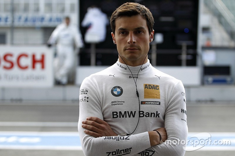 Spengler to make Blancpain return with Rowe BMW