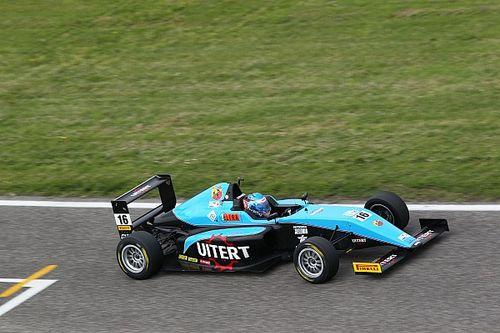 Job Van Uitert primo in Gara 1 ad Adria davanti a Colombo ed Armstrong