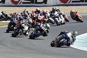 Dunlop reste manufacturier unique du Moto2 et du Moto3