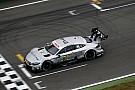DTM Nurburgring, Libere 1: Paffett il più rapido sotto la pioggia