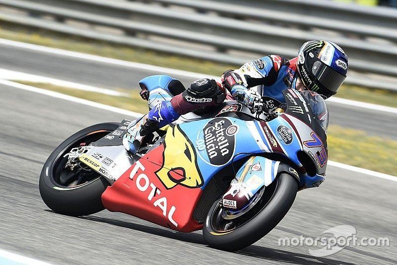 【Moto2】へレス予選:中上貴晶8番手。アレックス・マルケス初PP