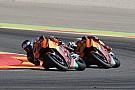 MotoGP Kallio & Espargaro loben KTM-Fortschritte: Niemals langsamer