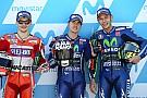 MotoGP La parrilla de salida del GP de Aragón