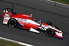 IndyCar Alonso és az első lépések az IndyCar-ban: a volán mögött
