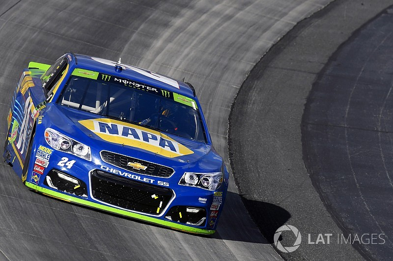 "Chase Elliott dejected after Dover loss: ""I gave it away"""