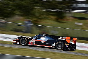 IMSA Qualifying report Petit Le Mans: Castroneves grabs pole on Penske's IMSA return