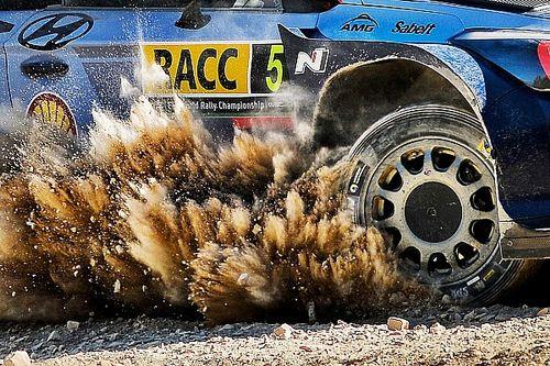 Galeria: Las mejores imágenes del arranque del Rally de España