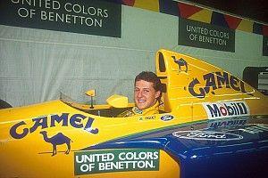 Schumachers Benetton-Deal 1991: Als die Formel 1 zum Haifischbecken wurde