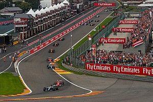 Vertrag verlängert: Formel 1 fährt bis 2021 in Spa-Francorchamps