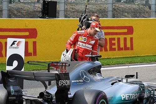 Ferrari: a Spa c'è voluto un Hamilton da record per contenere la Rossa