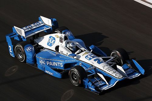 Gateway IndyCar: Newgarden leads Carpenter in final practice