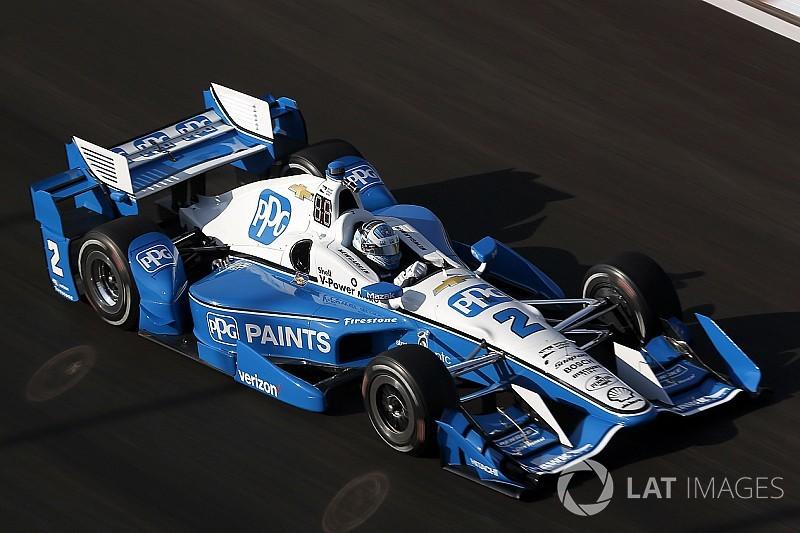 Gateway IndyCar: Newgarden leads Carpenter in final practice