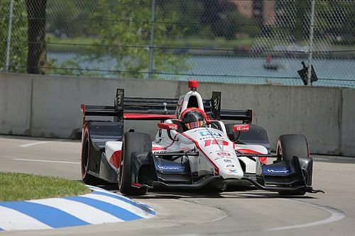 Gutierrez satisfied with IndyCar debut, seeks more from Race 2