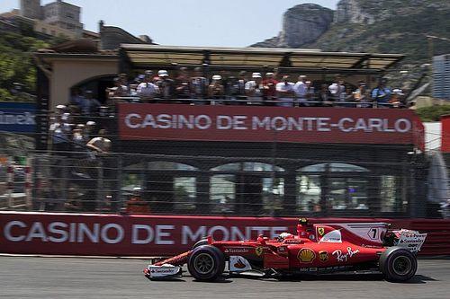 Raikkonen surpreende e é pole em Mônaco; Hamilton é 13º