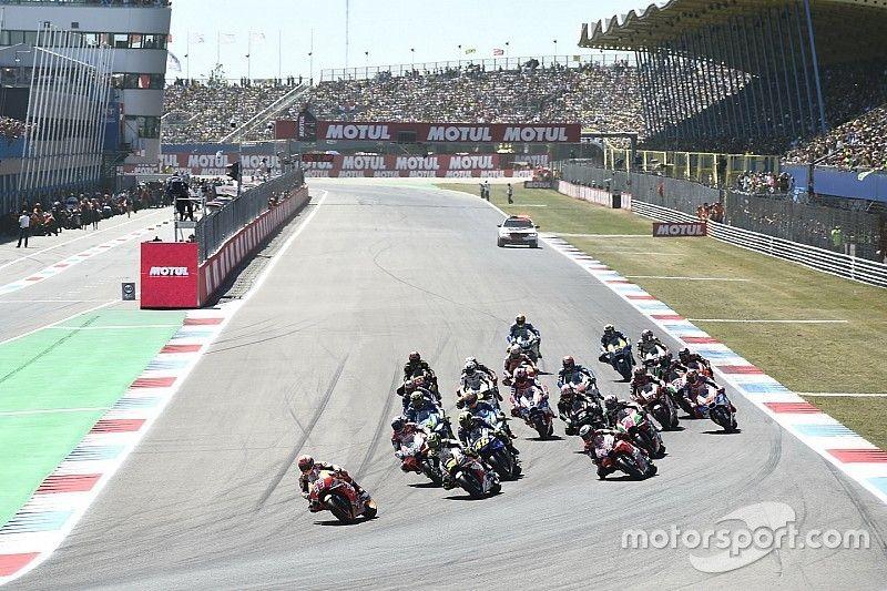 MotoGP presenteert voorlopige kalender voor 2019