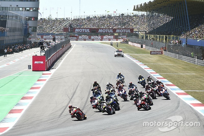 Confira os horários da MotoGP na Holanda