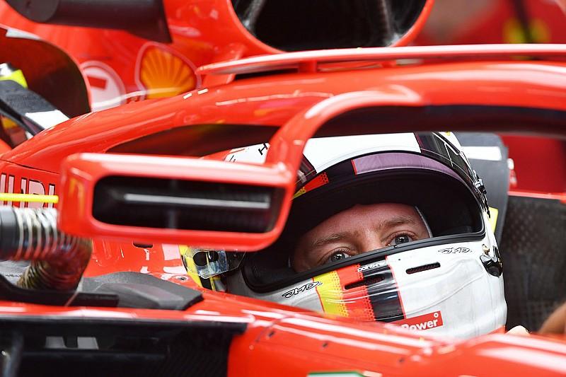 """Vettel: """"Ya somos rápidos y normalmente mejoramos los sábados..."""""""