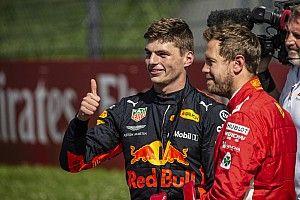 """Verstappen """"bajnoki képességeket"""" mutatott Ausztriában"""