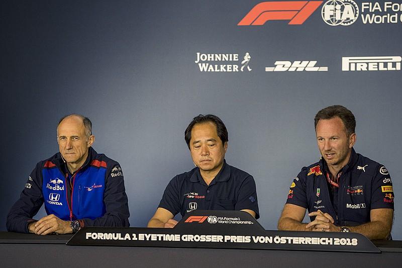 """Horner: """"Offeren Toro Rosso niet op, staan wel open voor updates Honda"""""""