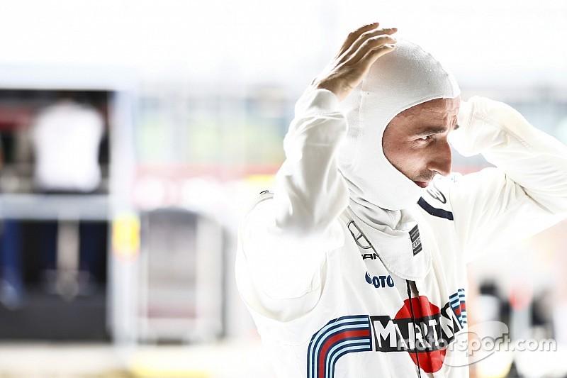 """Para Kubica, volver a la F1 significa """"uno de los mayores logros"""" de su vida"""